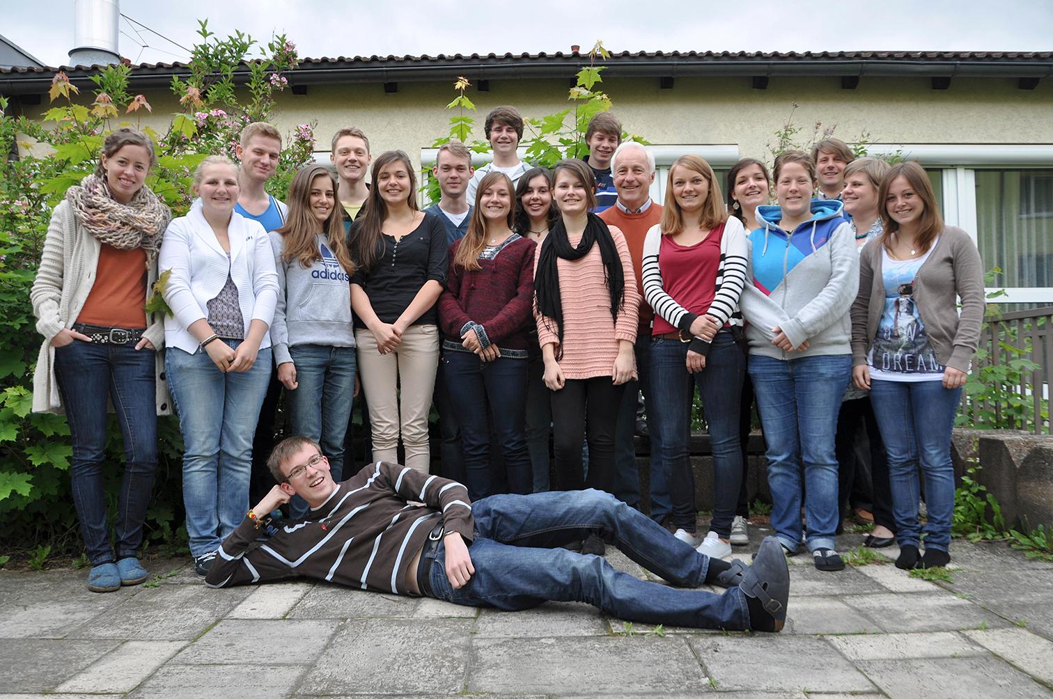 Volontarios 2013