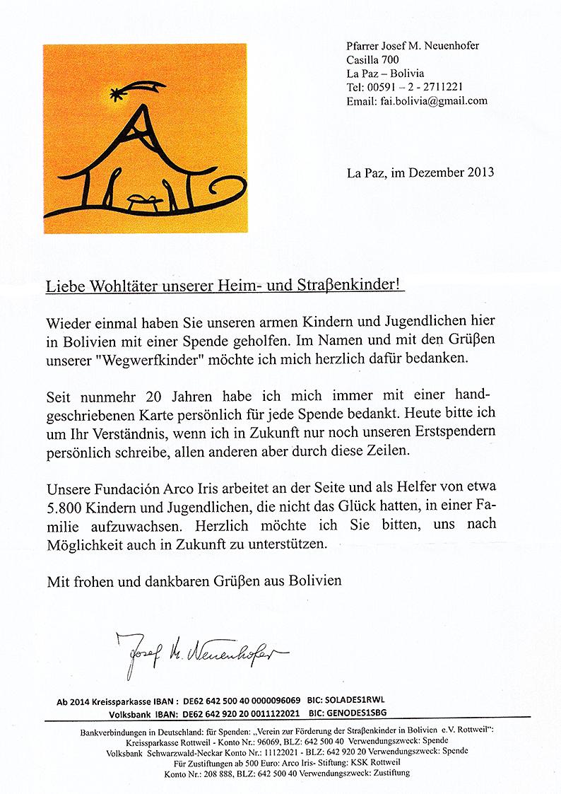 Weihnachtsbrief2013
