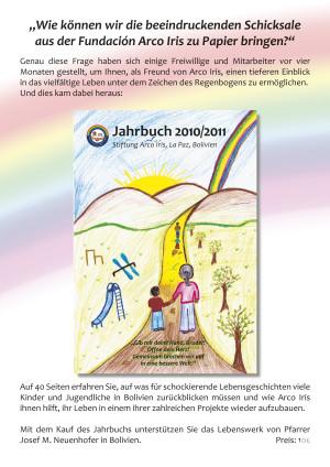 JahrbuchVoluntarios 2010/11